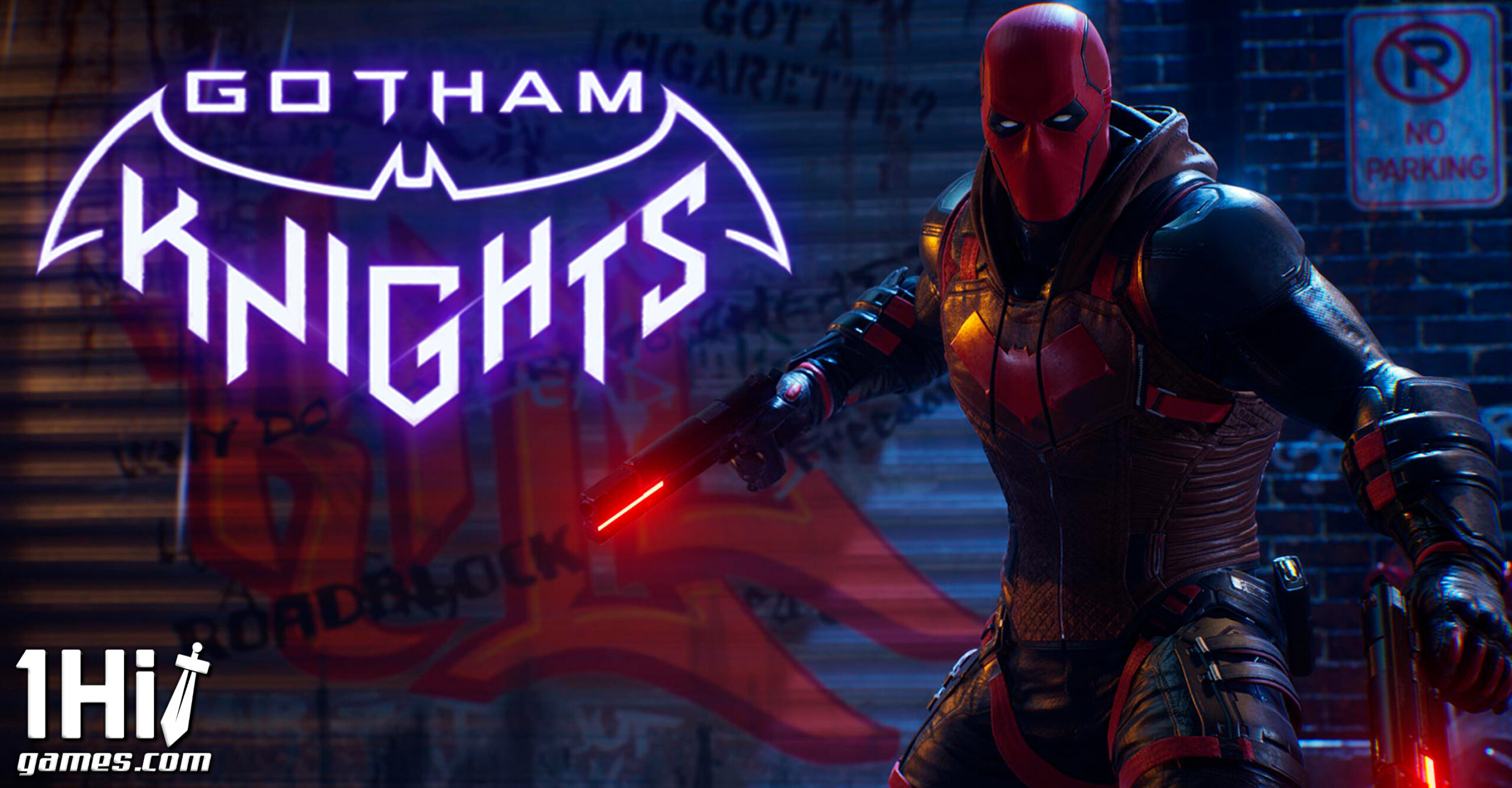 Warner Bros. Games adia Gotham Knights para 2022