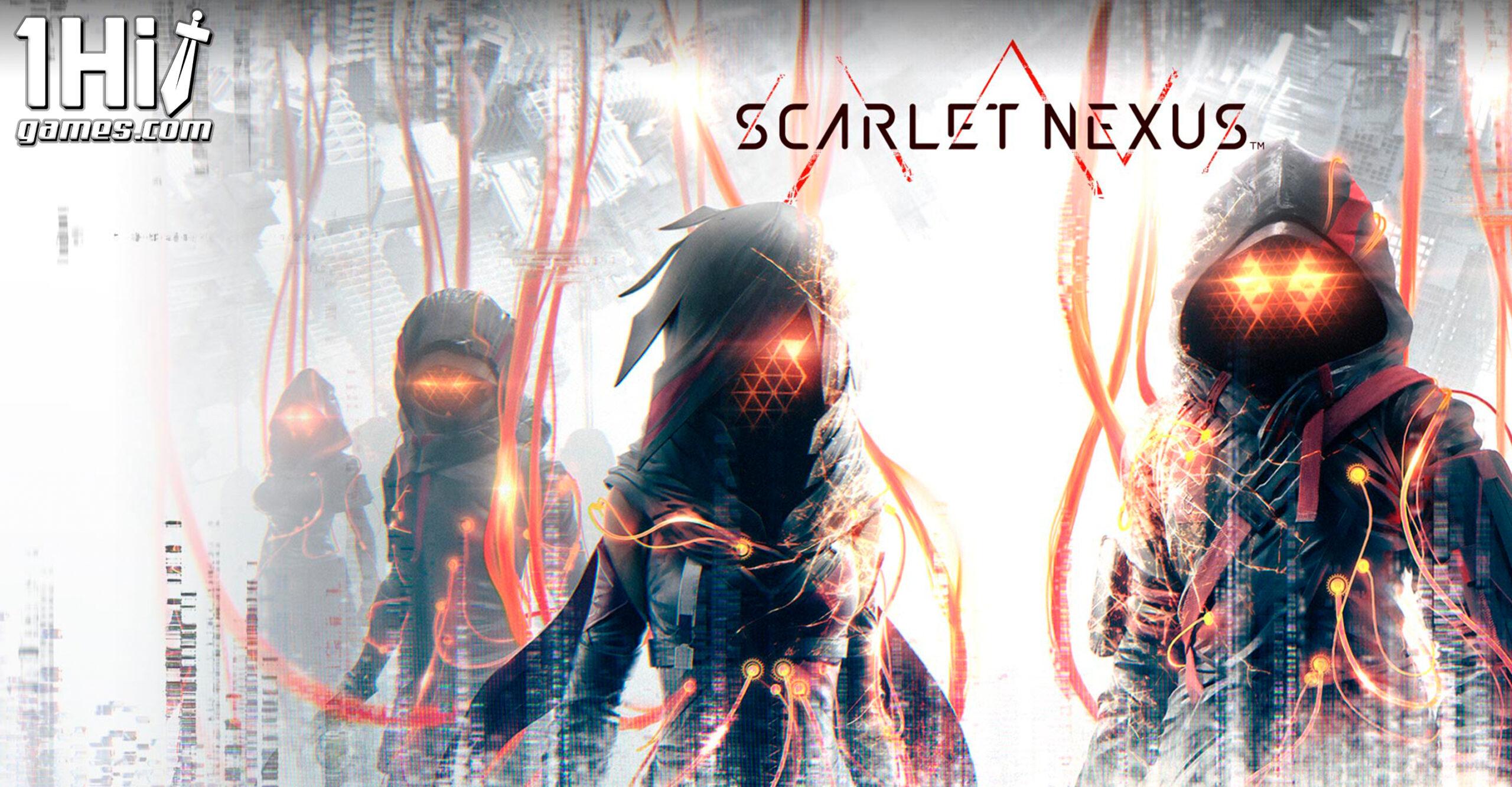 Scarlet Nexus tem gameplay e mais informações divulgadas