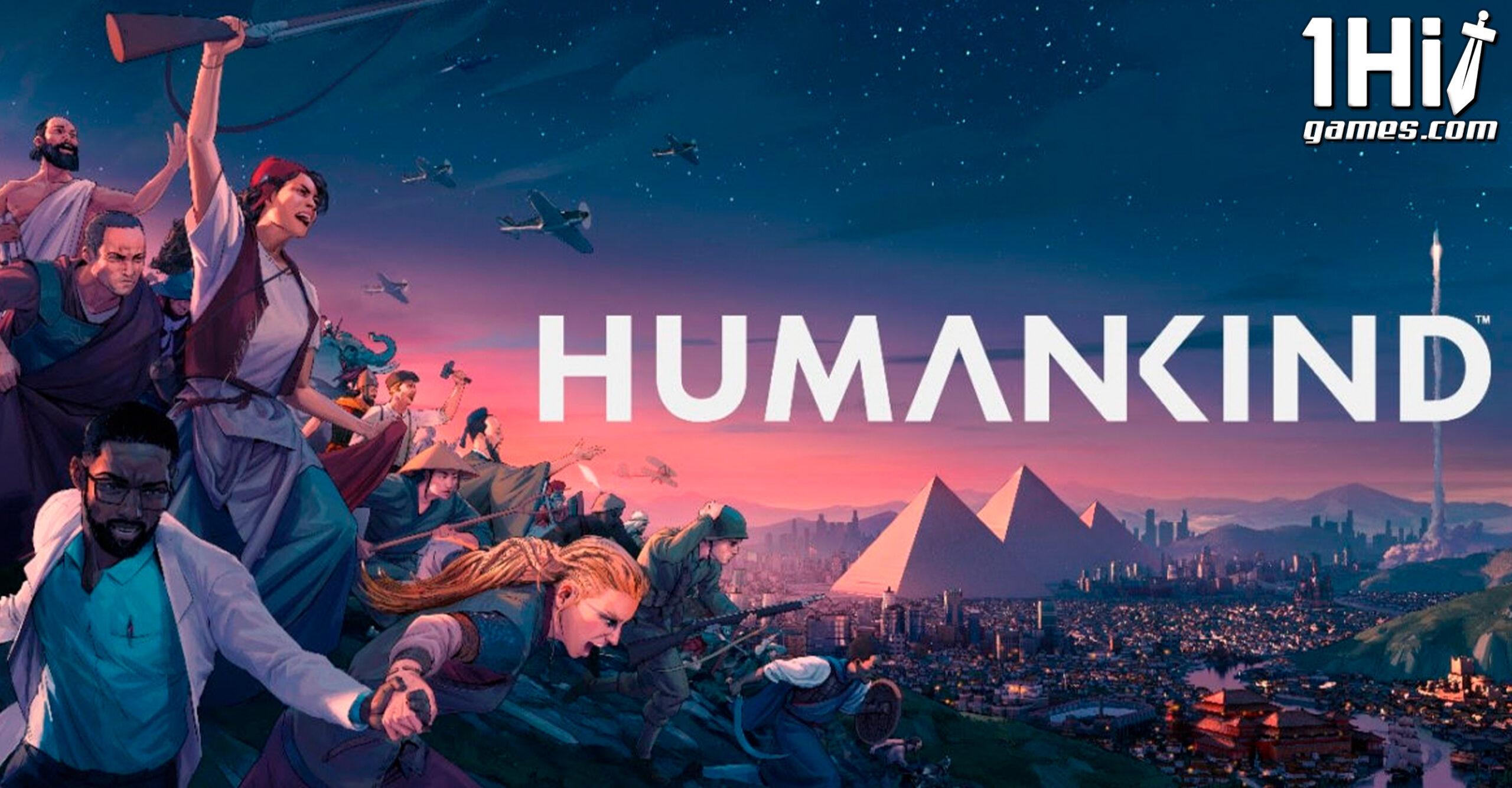 Humankind é adiado novamente