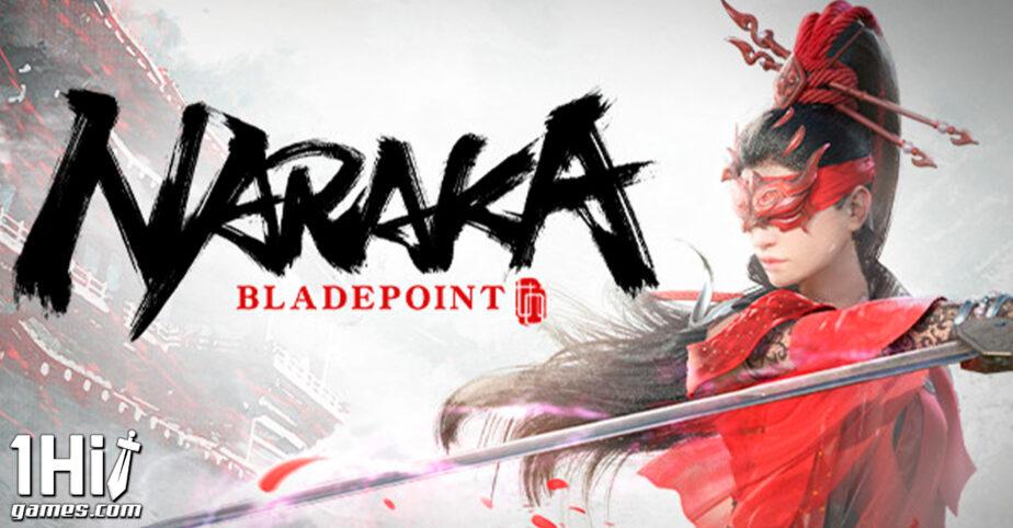 Naraka: Bladepoint, um battle royale ninja