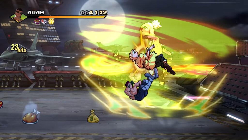 Streets of Rage 4: O Pesadelo de Mr X, novos personagens