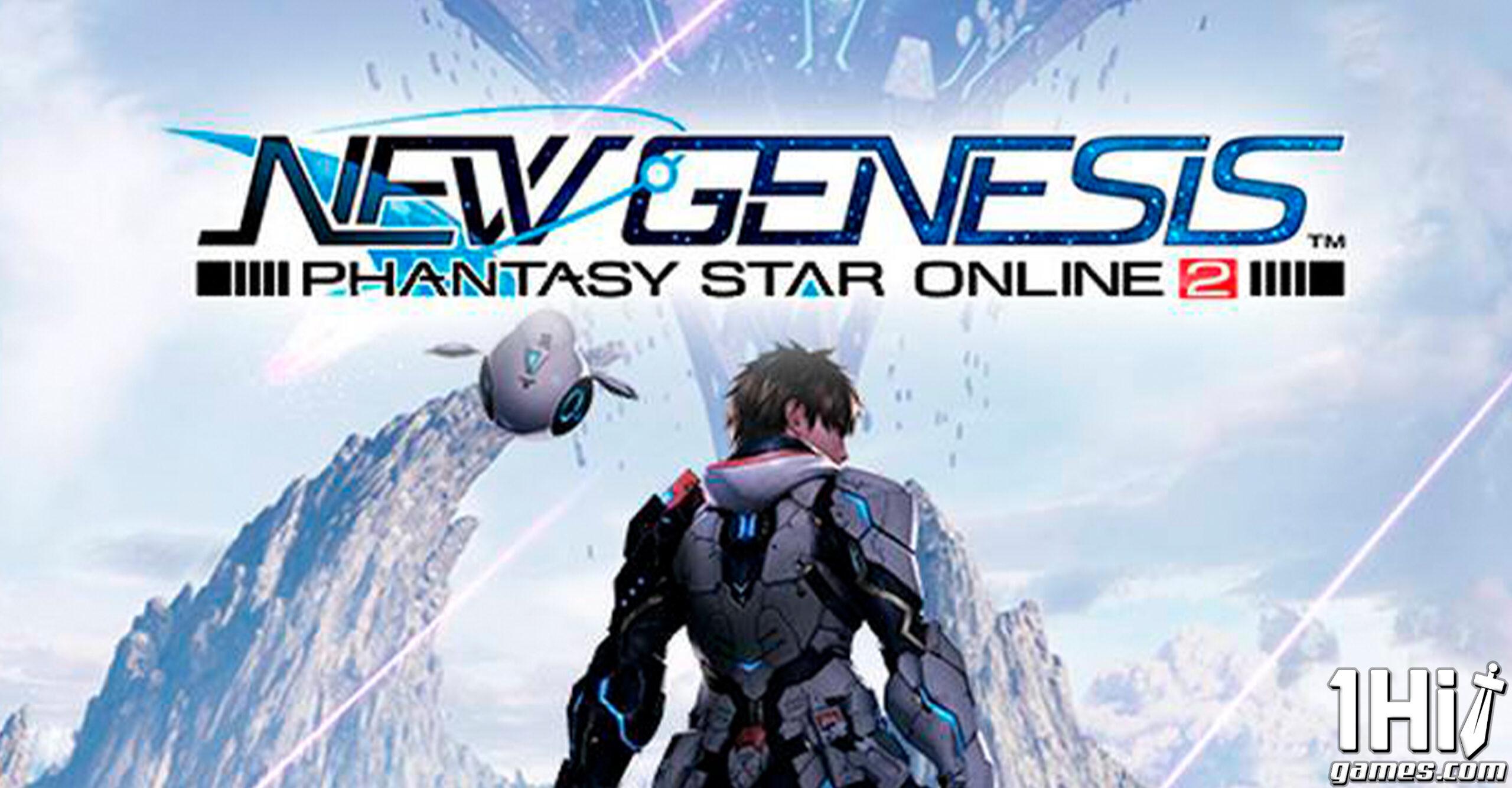 Phantasy Star Online 2: New Genesis chega em junho