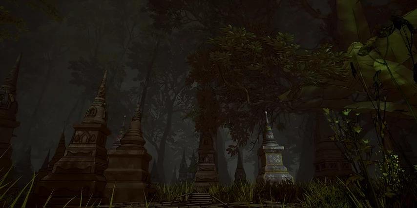 HSH: Survive novo jogo de terror 1Hit Games