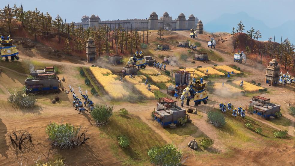 Age of Empires IV ganha novos trailers