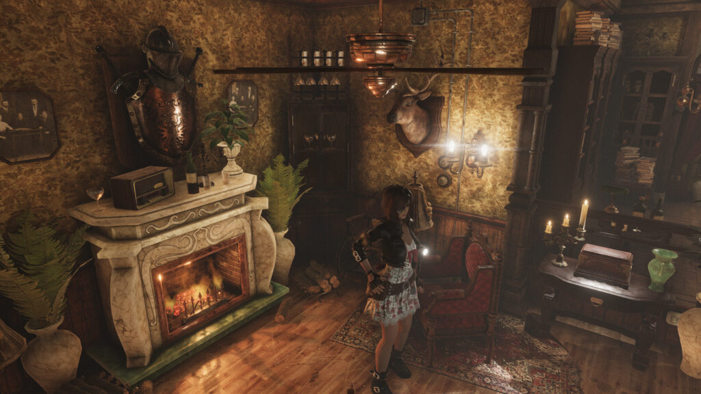 Tormented Souls survival horror 1hit games