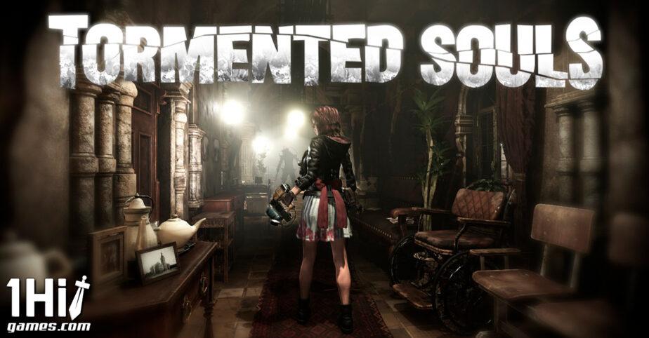 Tormented Souls ganha novo vídeo de gameplay