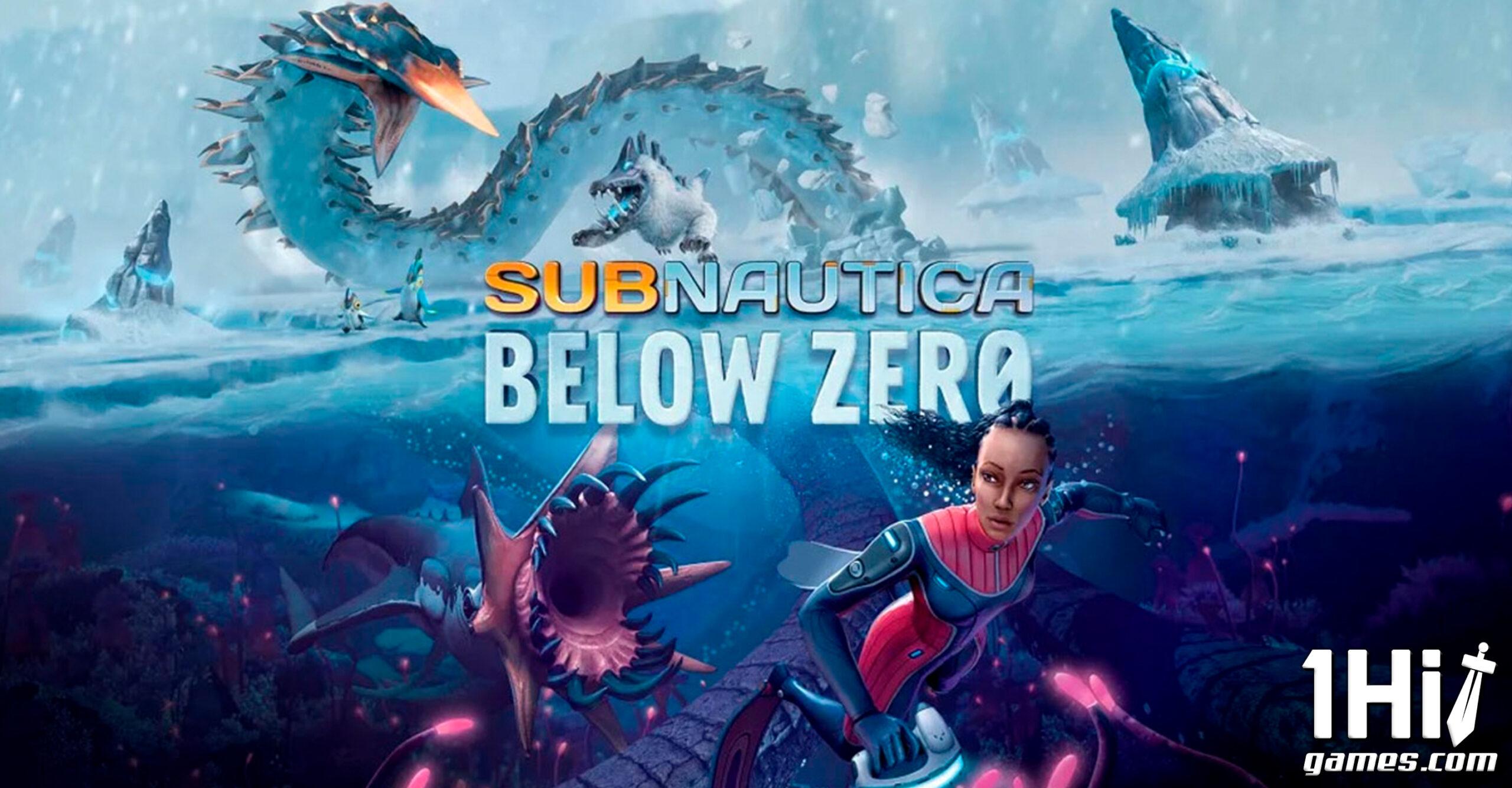 Subnautica: Below Zero, veja novidades sobre o game