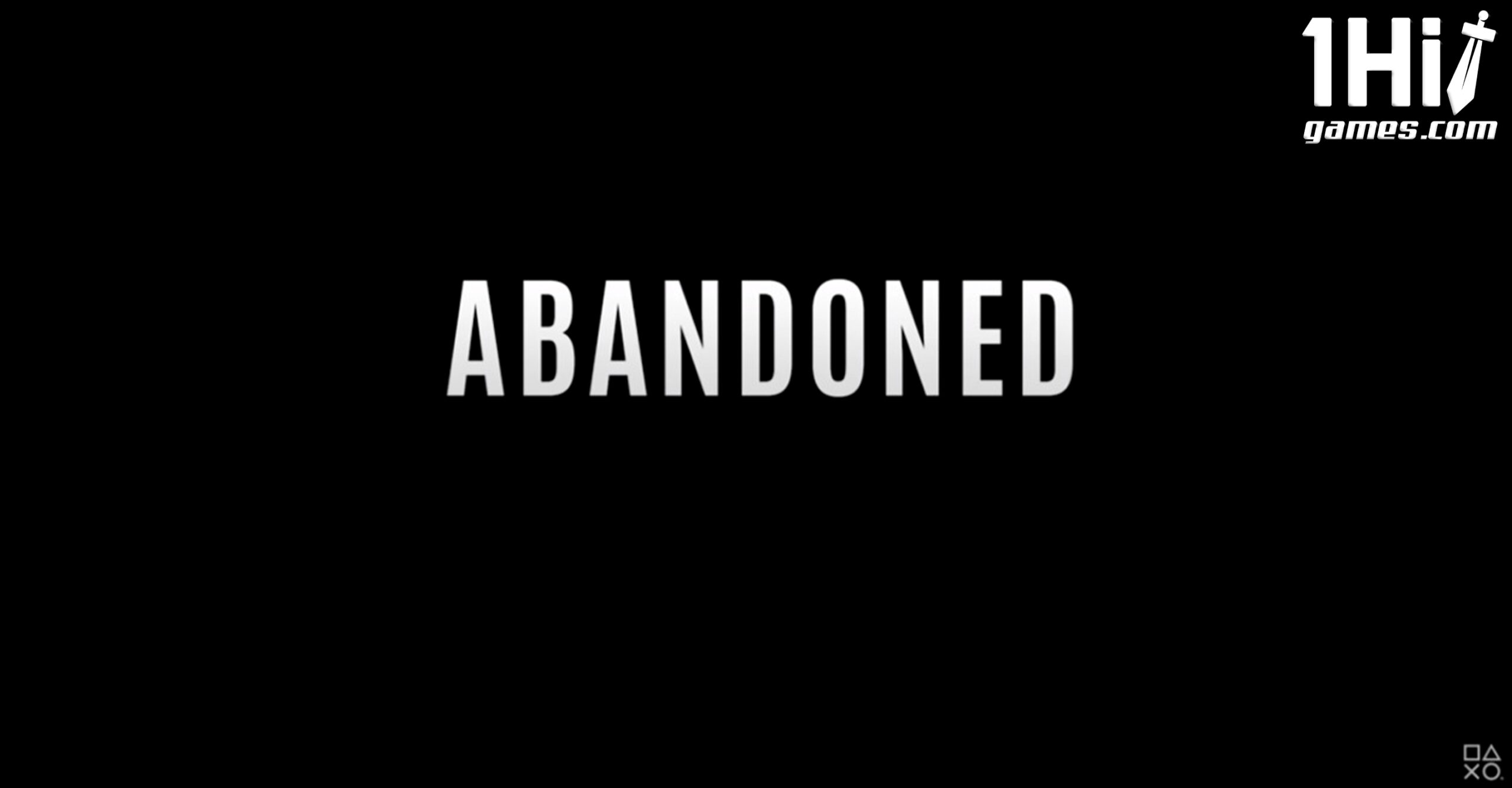 Abandoned: exclusivo do PS5 é anunciado