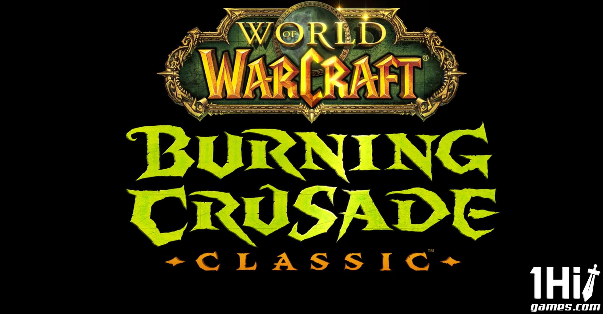 World of Warcraft: Burning Crusade Classic com lançamento para junho