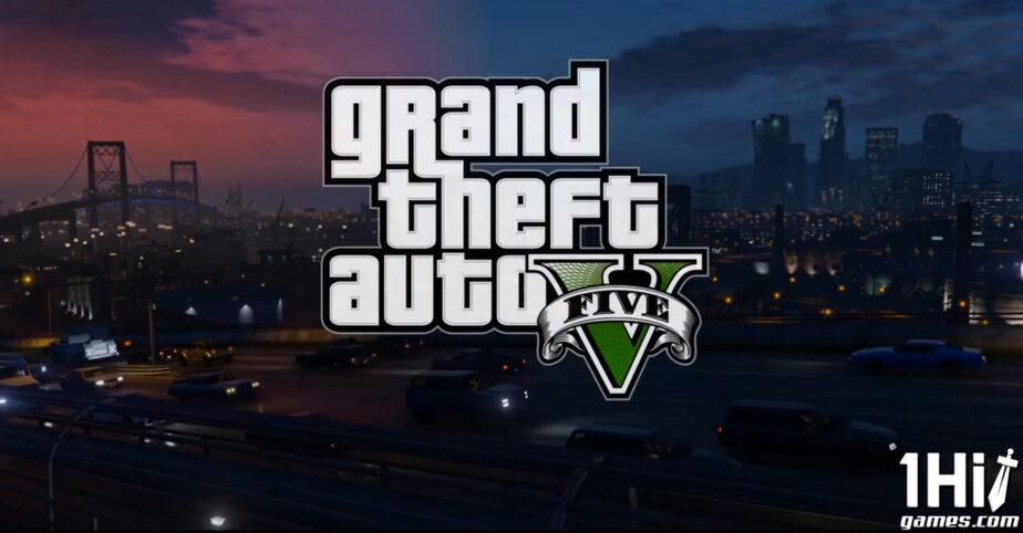 GTA V para PlayStation 5 e Xbox Series X|S no começo de novembro