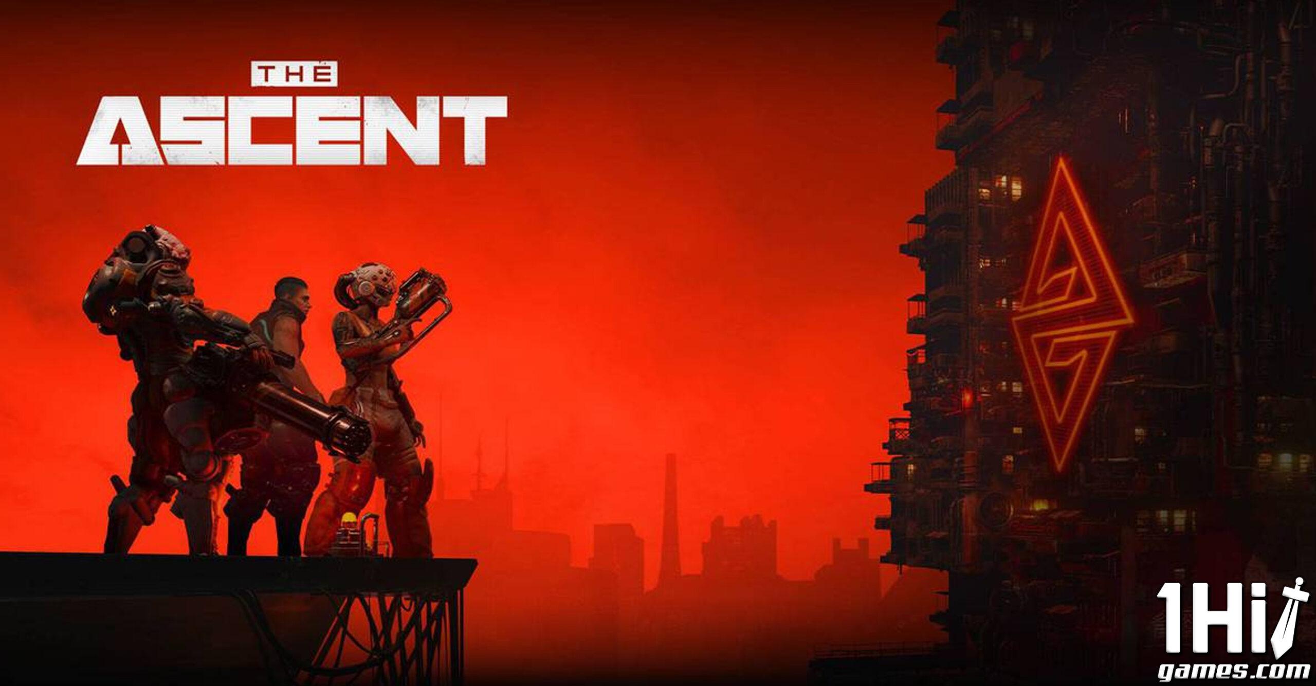 The Ascent para Xbox e PC em 29 de julho