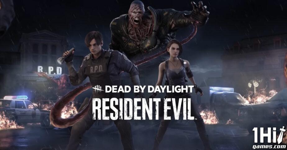 Dead by Daylight: Resident Evil Chapter será lançado em 15 de junho