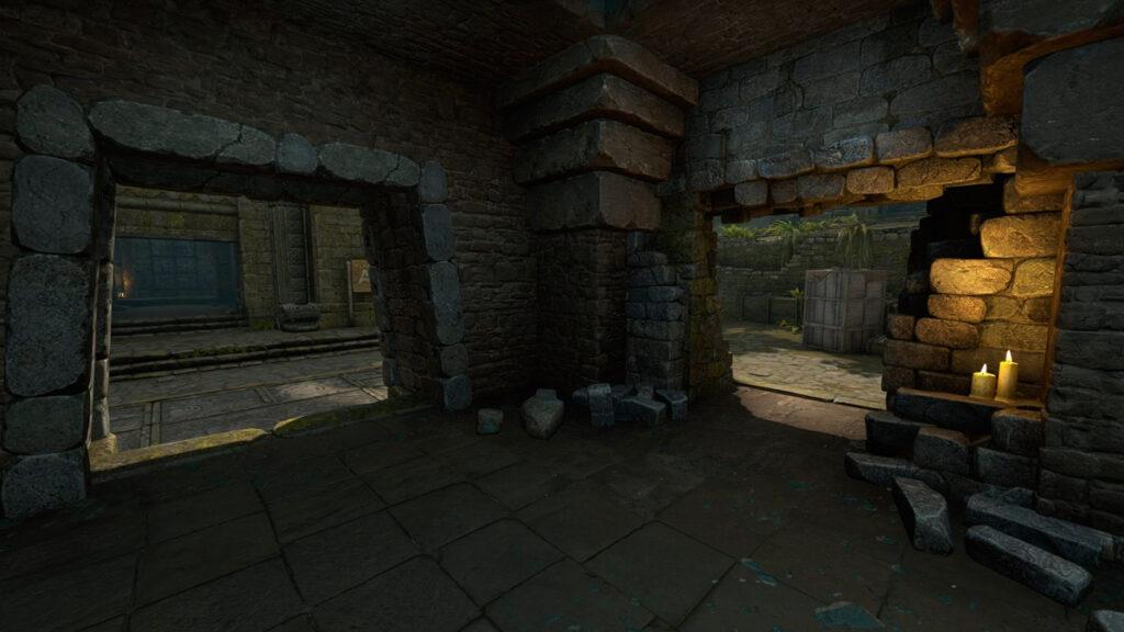 Mapa Ancient CS: GO 1Hit Games