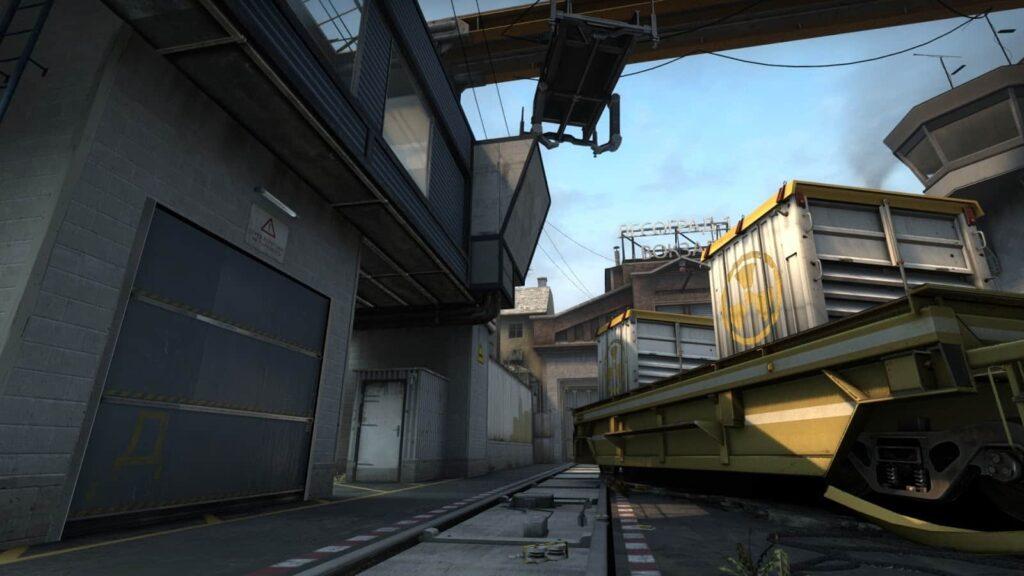Mapa Train CS: GO 1Hit Games