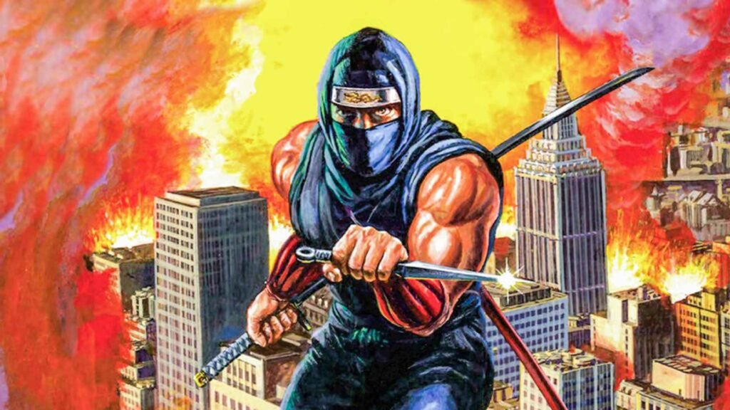 Ninja Gaiden do NES (1988) 1Hit Games