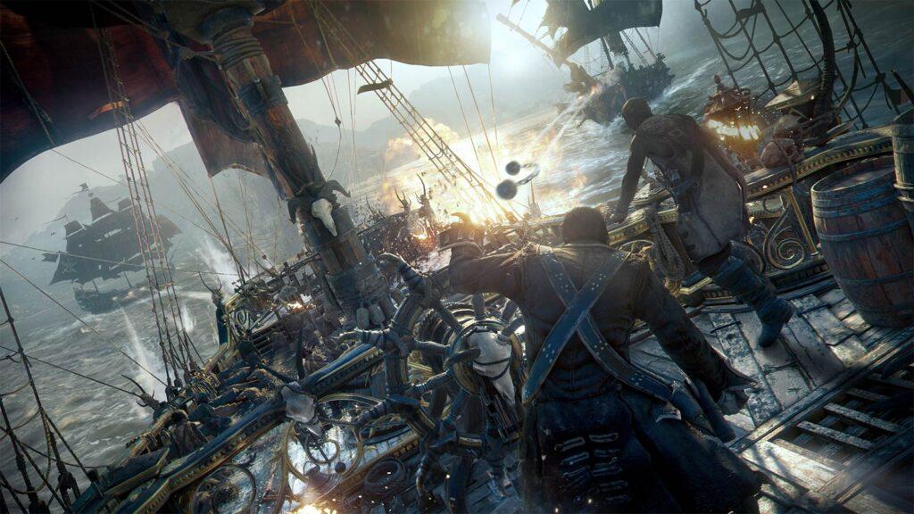 Skull & Bones aventura pirata ps4 xbox one pc 1Hit Games
