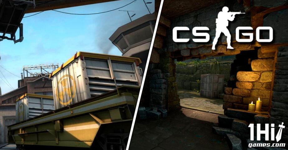 Train é removida da rotação competitiva do CS:GO
