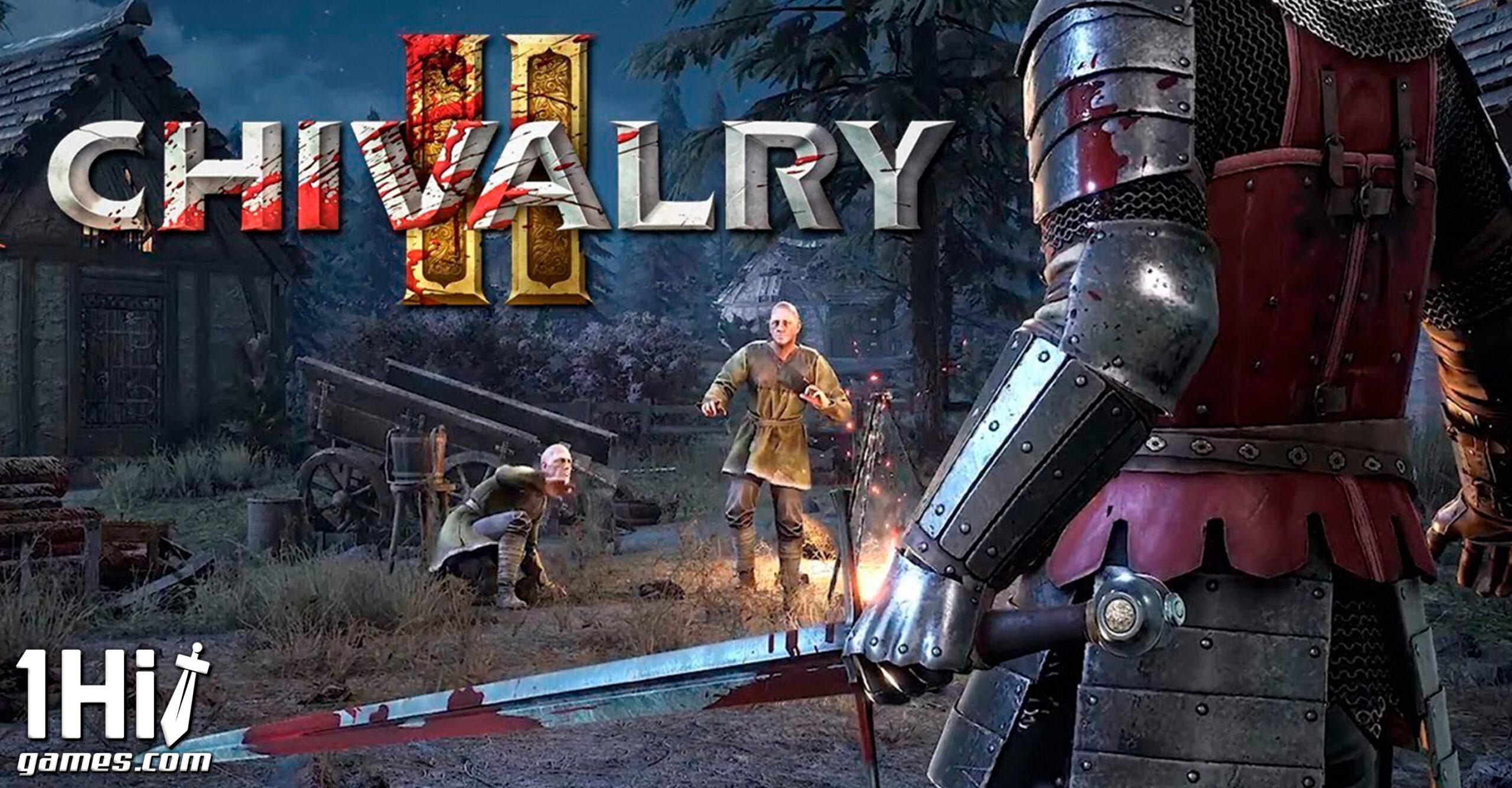 Chivalry 2 terá Beta aberto ainda em maio
