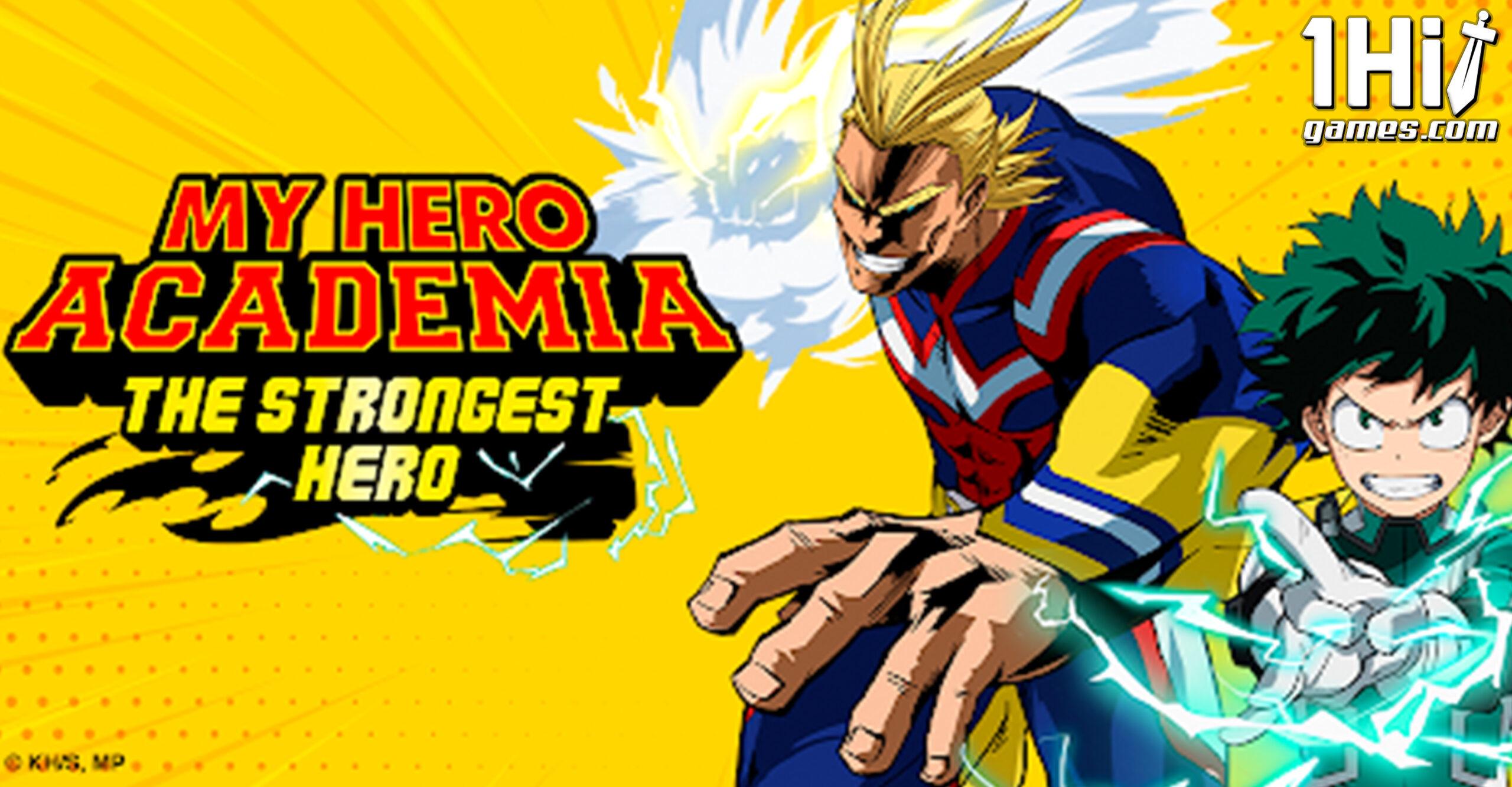 My Hero Academia: The Strongest Hero recebe trailer
