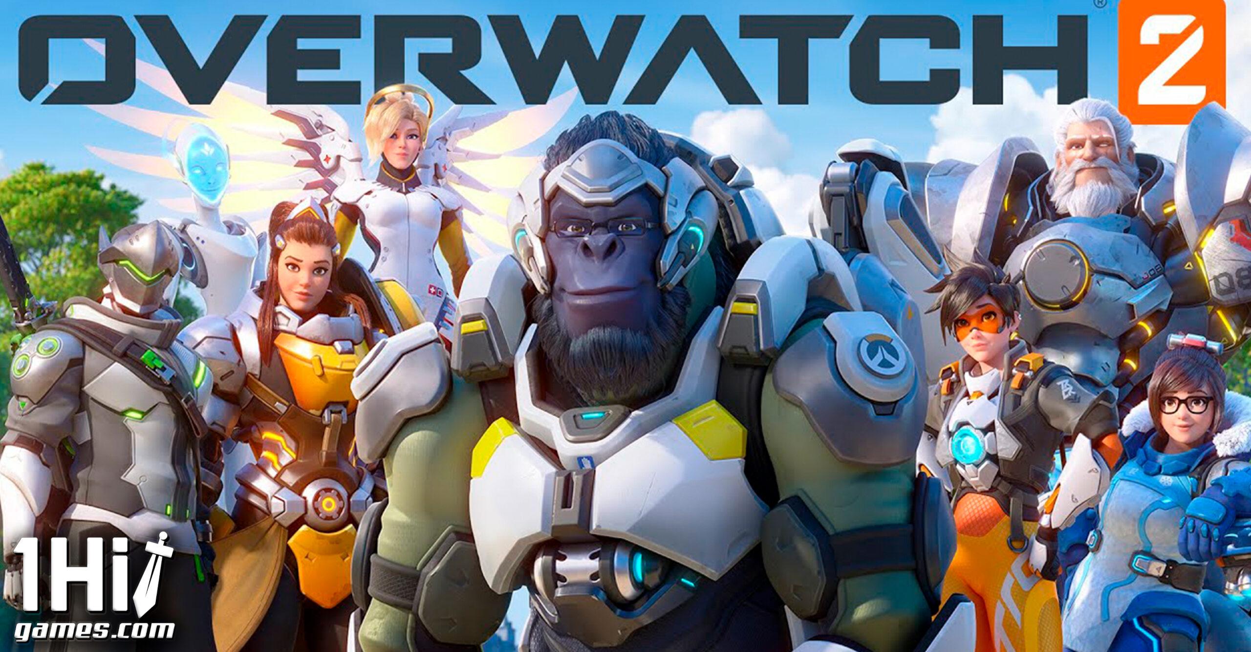 Overwatch 2: as principais novidades