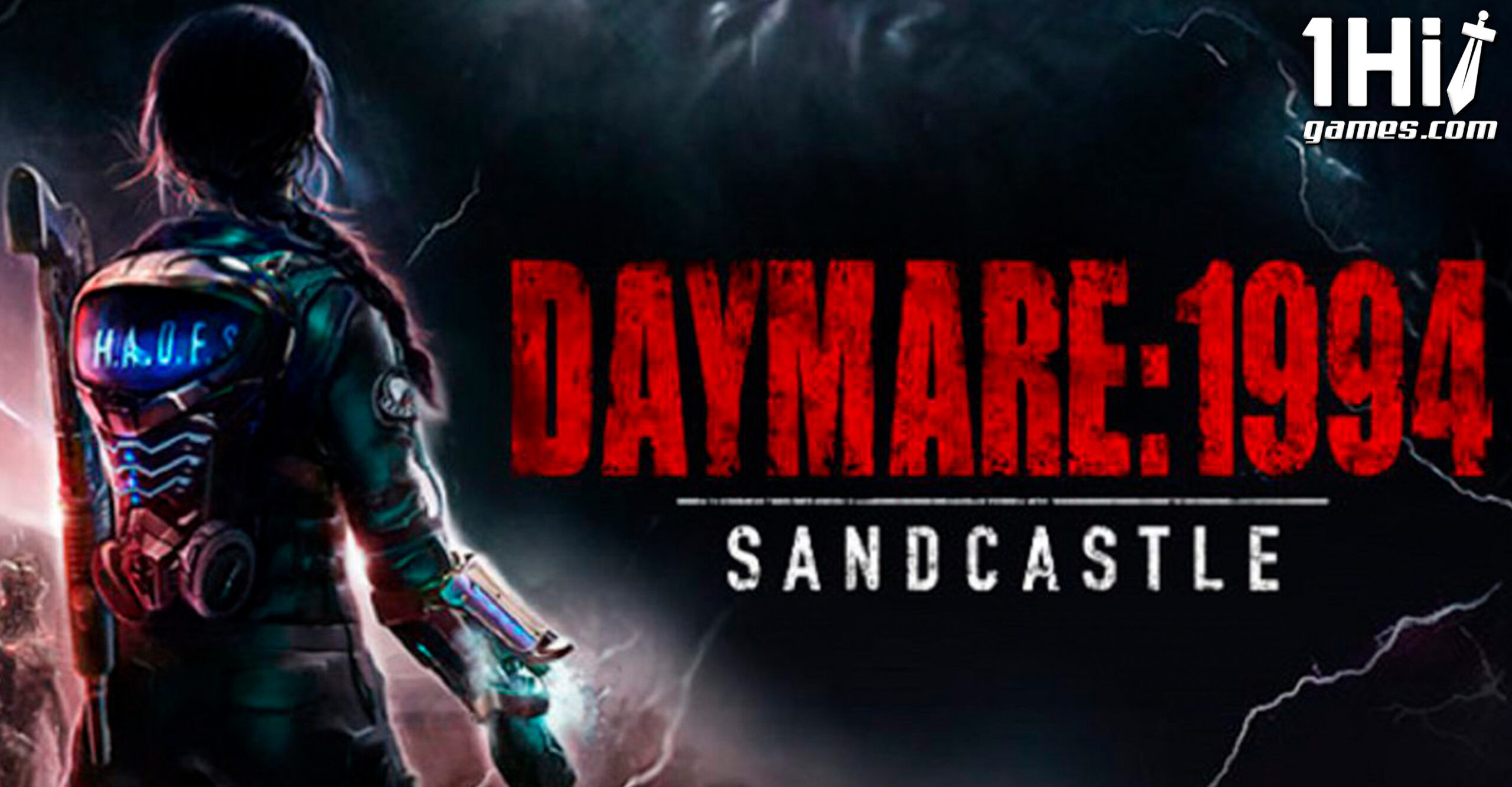 Daymare: 1994 Sandcastle é anunciado