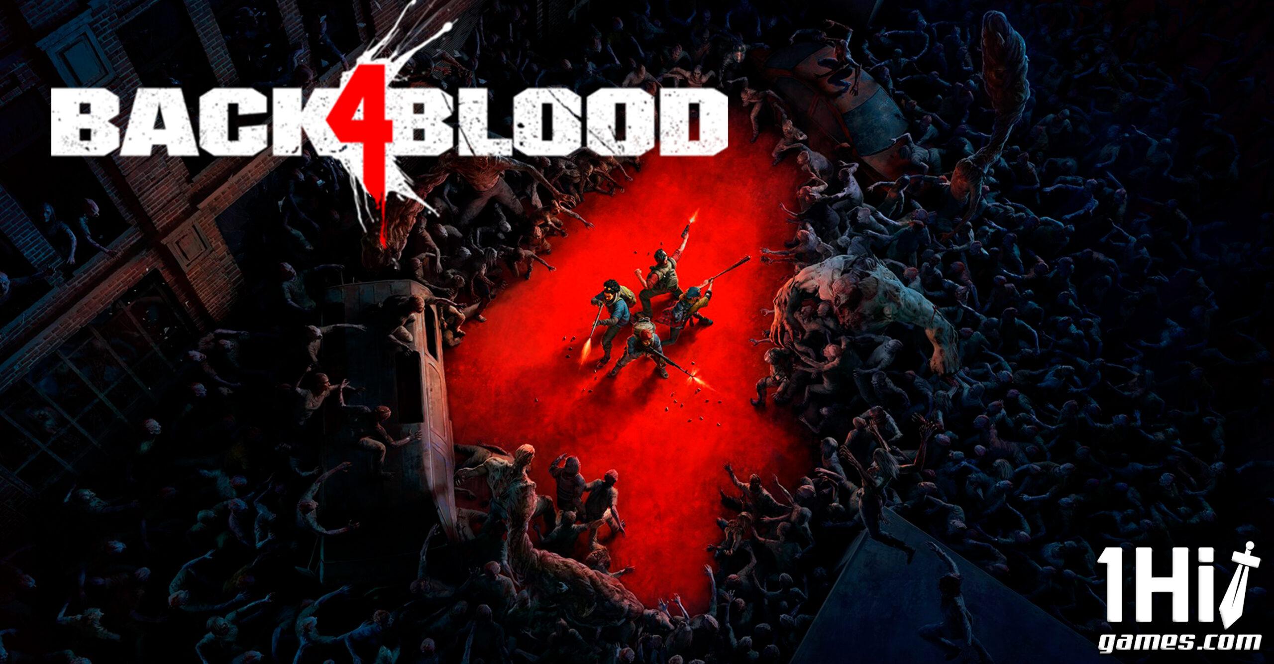 Back 4 Blood: novo trailer revela sistema de cartas