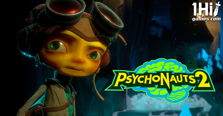 Psychonauts 2 ganha página oficial na Microsoft Store