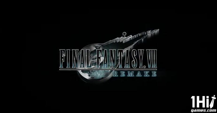 Final Fantasy VII Remake: nova atualização com transferência de save para o PS5