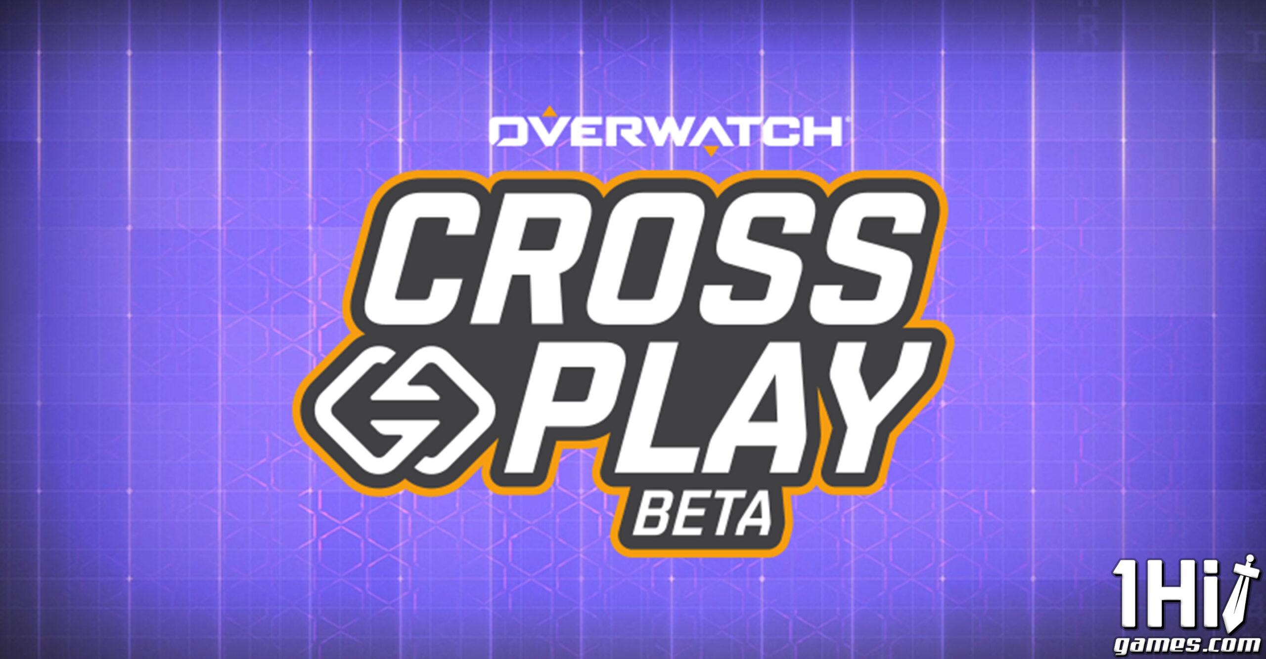 Overwatch adiciona crossplay