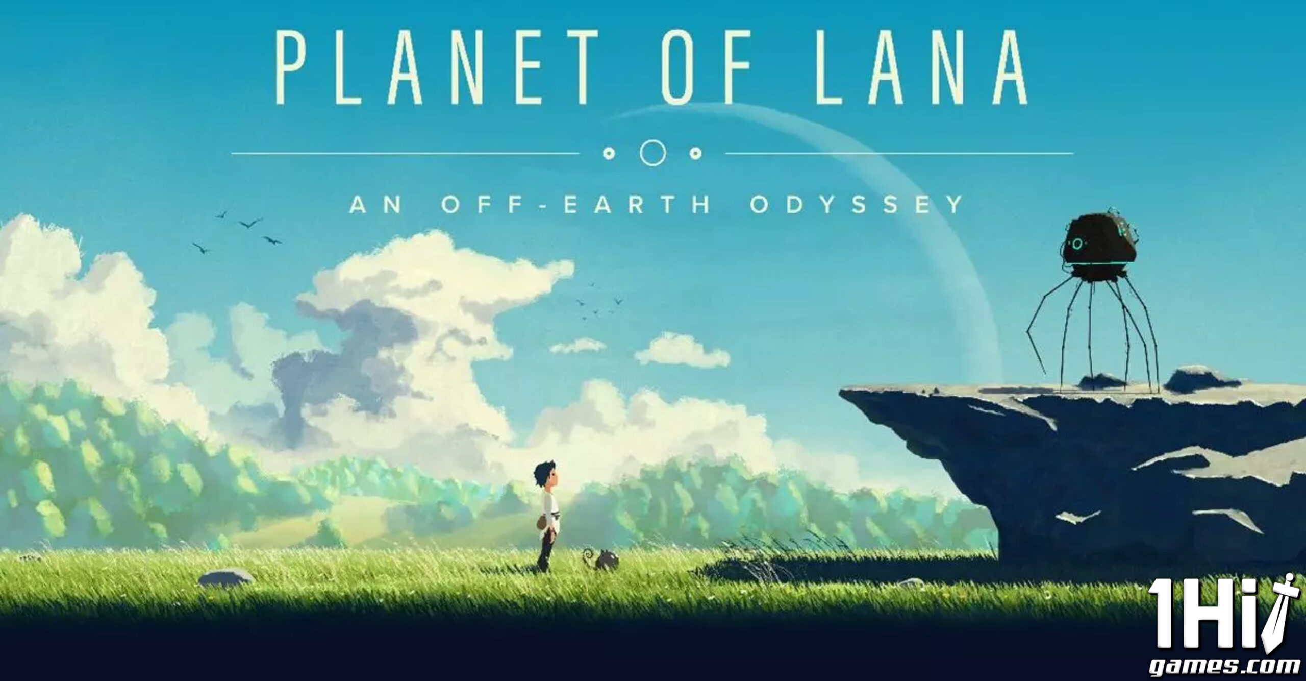 Planet of Lana é revelado em Summer Game Fest e chegará em 2022