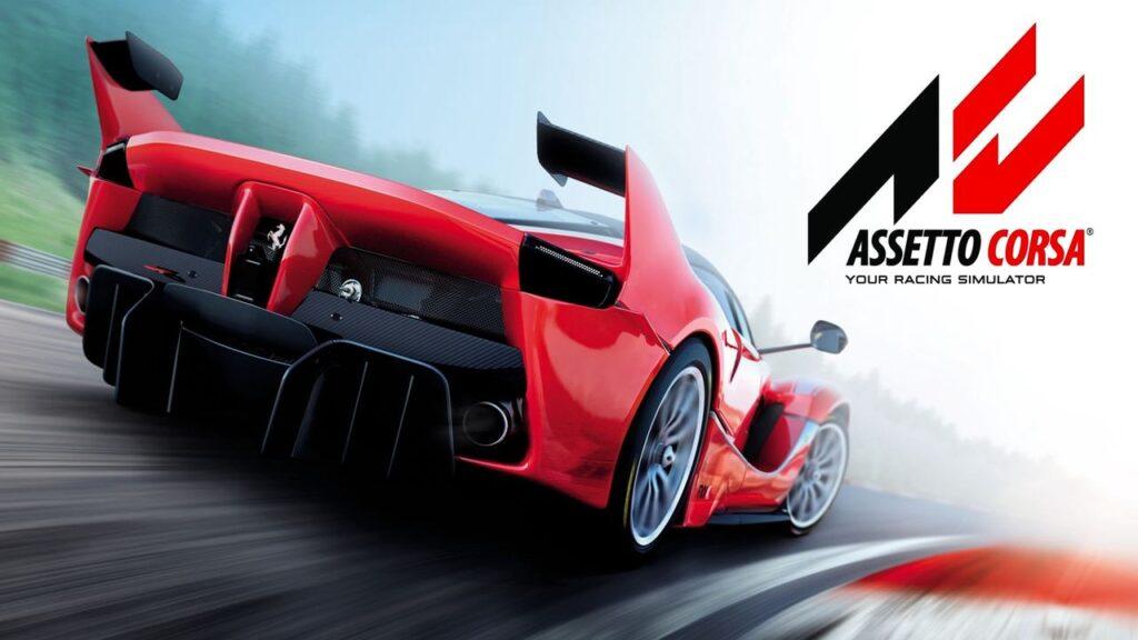 Assetto Corsa corrida simulador 1Hit Games