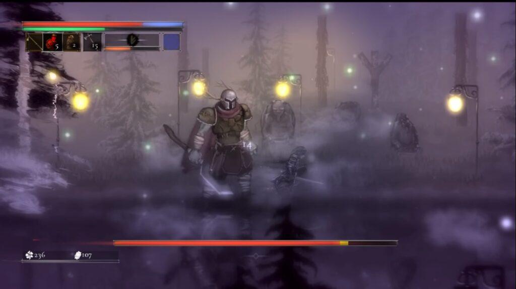 Salt and Sacrifice 1Hit Games