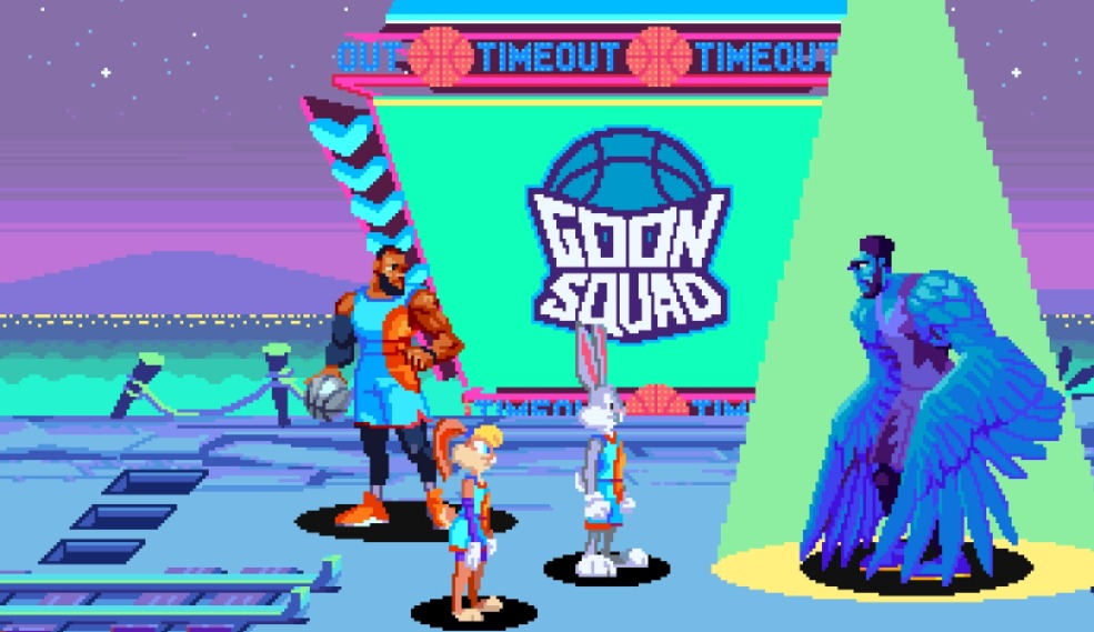 Space Jam: A New L 1Hit Games