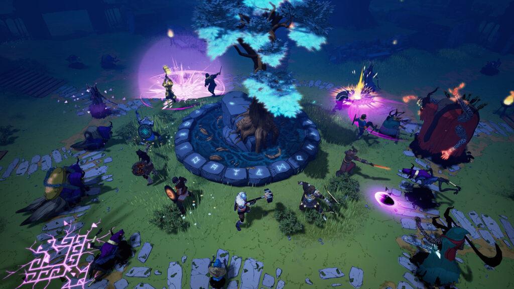 Tribes of Midgard: RPG de sobrevivência é revelado
