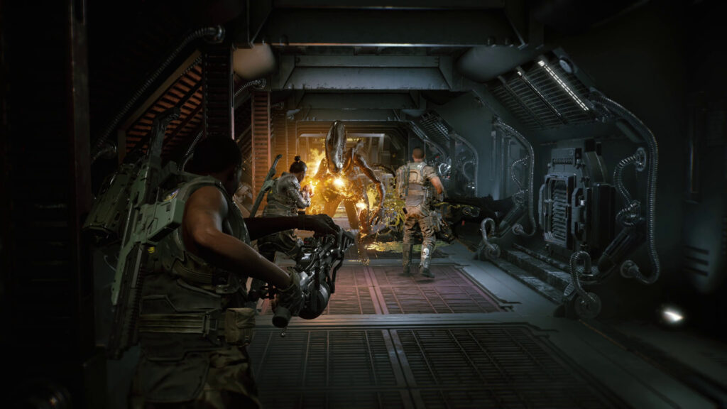 Aliens 1Hit Games