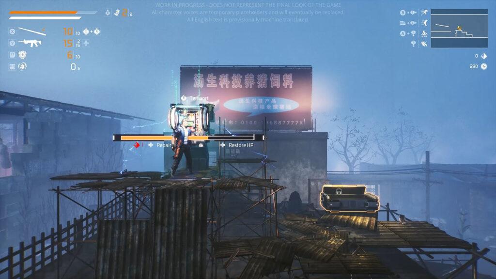 Loopmancer 1Hit Games