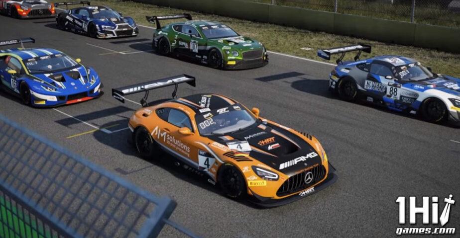Assetto Corsa 2 é anunciado para 2024