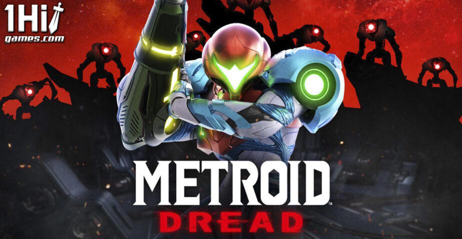 Metroid: Dread é anunciado para Nintendo Switch
