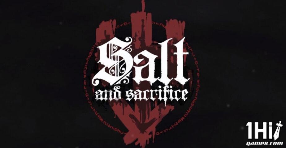 Salt and Sacrifice recebe gameplay incrível