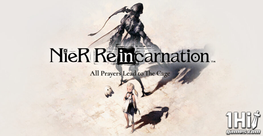 Nier Reincarnation: jogo mobile chega em julho