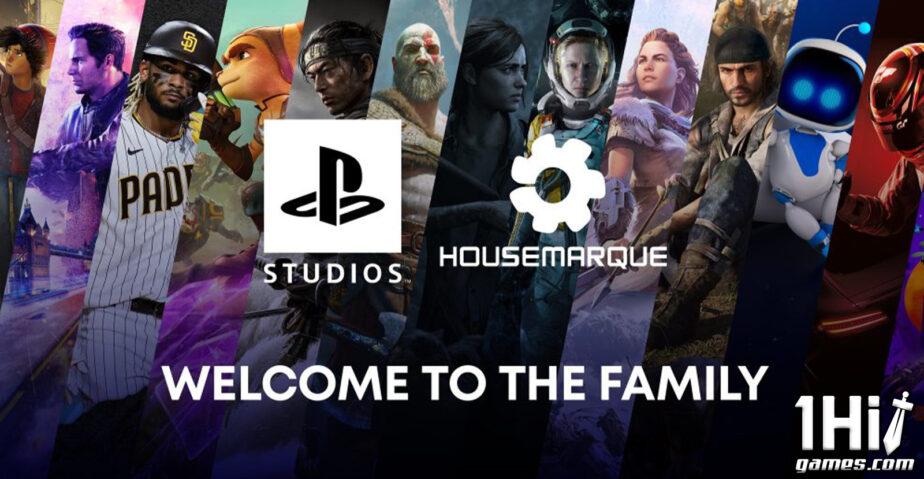 PlayStation Studios compra desenvolvedora Housemarque