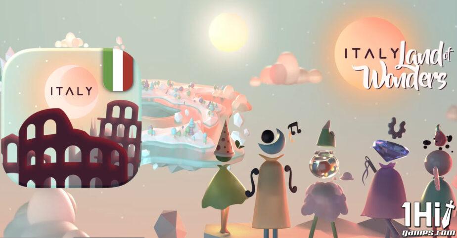 Italy Land of Wonders: conheça o game mobile como viagem cultural à Itália
