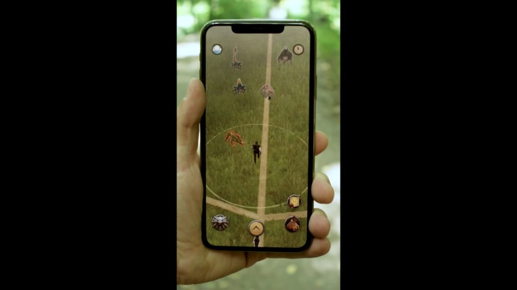 The Witcher mobile 1Hit Games