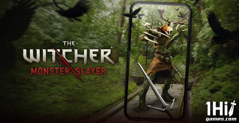 The Witcher: Monster Slayer chega em julho para mobile