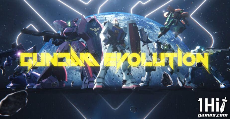 Gundam Evolution: novo FPS será lançado em 2022