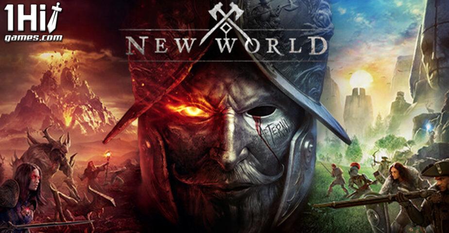 De olho em New World