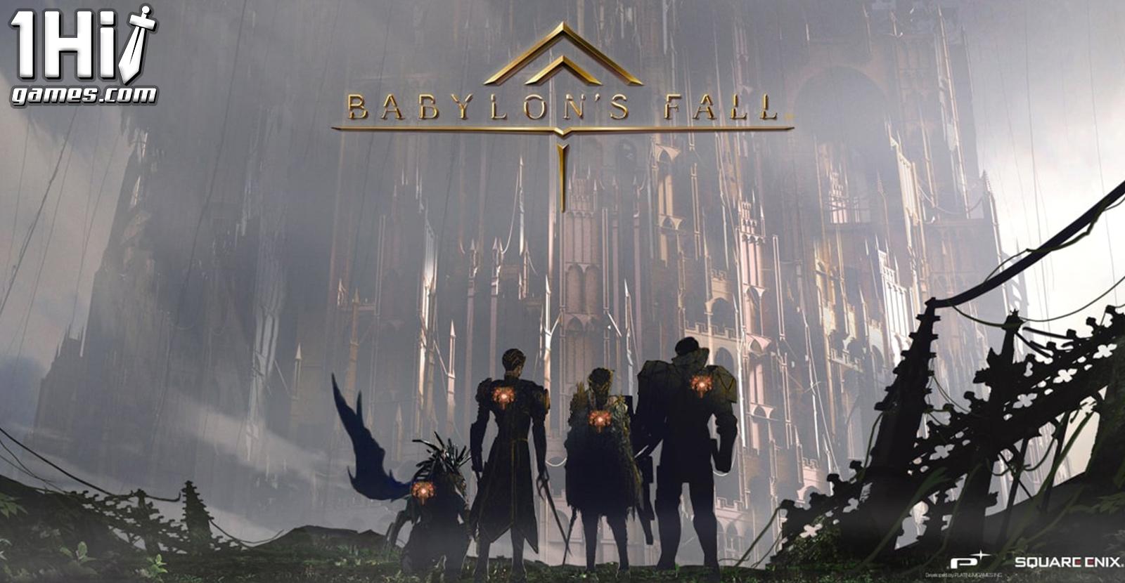 Babylon's Fall: data e detalhes do Beta fechado