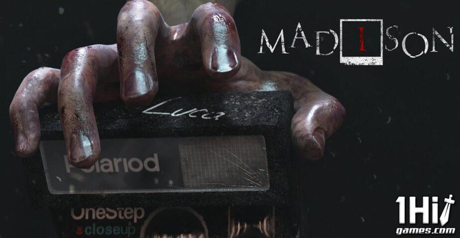 Madison: novo jogo de terror