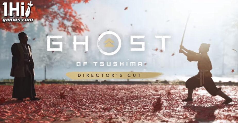 Ghost of Tsushima Director's Cut é anunciado