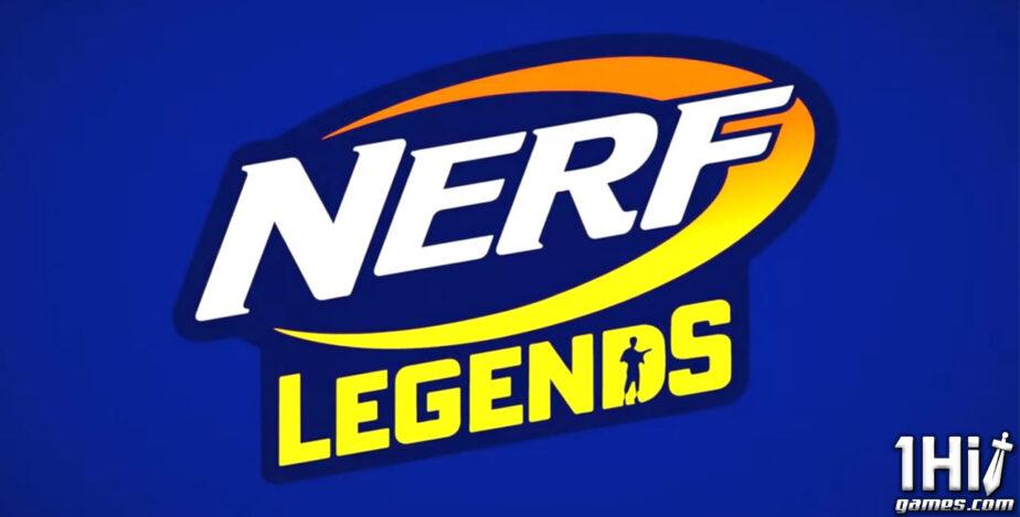 NERF: Legends é anunciado para outubro